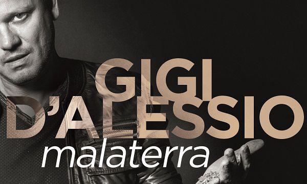 Gigi D'Alessio - Malaterra Tour - Belgio